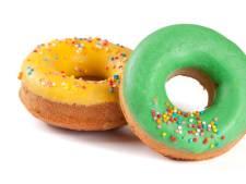 Gratis oranje donuts voor klanten van de voedselbanken uit de regio