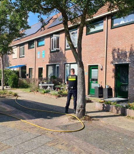 Brand in woning in Doesburg: oorzaak nog onbekend