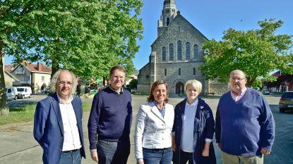 Ontwijde Sint-Jozefskerk krijgt tweede leven als serene ontmoetingsplek en thuishaven 3Architecten