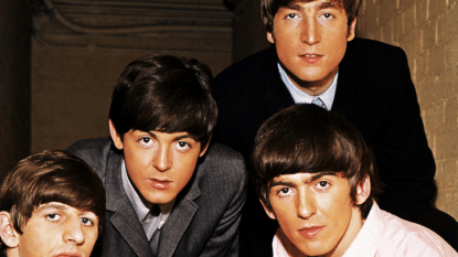 "The Beatles: ""There's nothing you can do that can't be done…..All you need is love"""