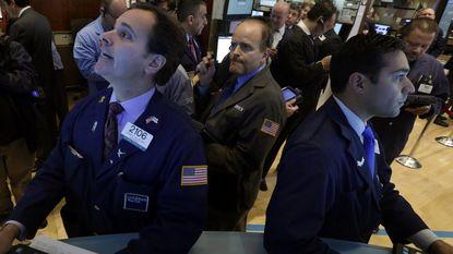 Recordkoers Wall Street houdt aan