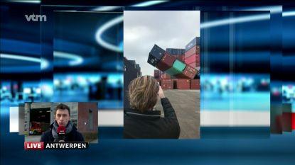 Net geen orkaankracht in Nederland