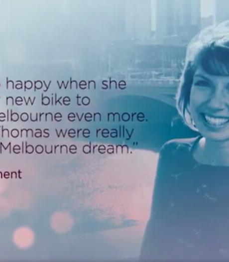 Haagse Gitta (27) en haar vriend leefden hun Australische droom, totdat het noodlot toesloeg