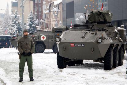 Kosovo start eigen leger op ondanks negatief advies van NAVO