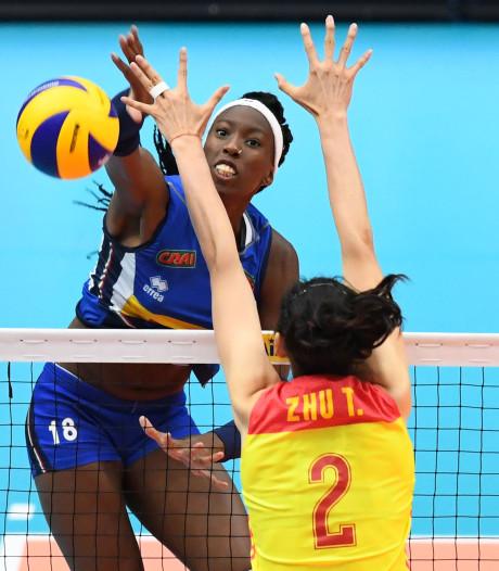Egonu slaat Italië naar WK-finale, Nederland treft China