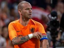Wesley Sneijder met un terme à sa carrière