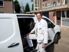 Gedupeerde Arnhemse huisschilder: 'Politie vond bloedspoor na zesde autokraak in mijn bestelbus niet interessant'