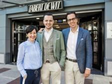 Zoon neemt modezaak Fabert de Wit over