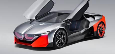 BMW presenteert zelfrijdende sportauto van de toekomst: de Vision M Next