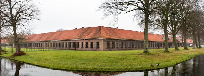 Sfeerbeeld van de gevangenis in de Kolonien van Weldadigheid. De Kolonien werden door minister Jet Bussemaker (Cultuur) in 2016 genomineerd voor de Werelderfgoedlijst van Unesco.