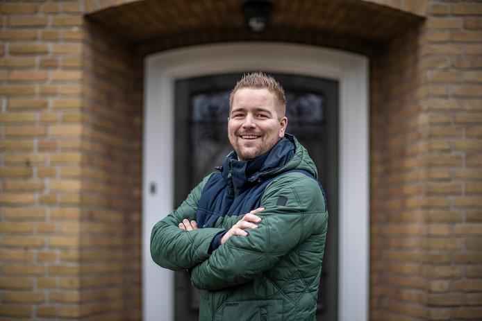 Barry Zwinkels ziet de humor wel in van alle verhalen die er over de familienaam Zwinkels de ronde doen.