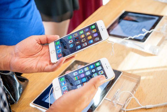 Wat moet er vandaag allemaal in een goeie smartphone zitten?