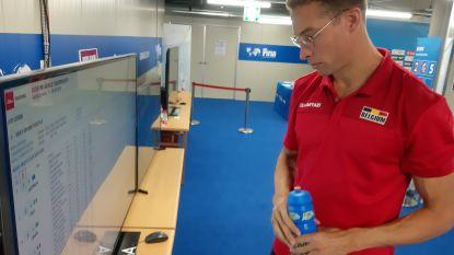 """Pieter Timmers start WK met afknapper in estafette: """"Ik voel me verantwoordelijk voor deze niet-kwalificatie Spelen"""""""