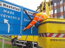 Geen problemen door sluiting Bovensteweg Oosterhout