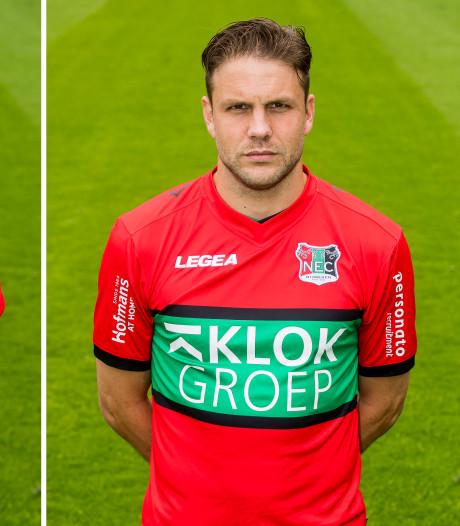 NEC zet streep door namen van Bossaerts en Van den Berg
