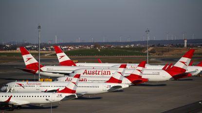 Lufthansa-dochter Austrian Airlines krijgt steun van overheid Oostenrijk