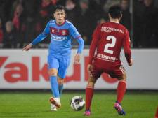 Vormgever Javier Espinosa weer fit bij FC Twente