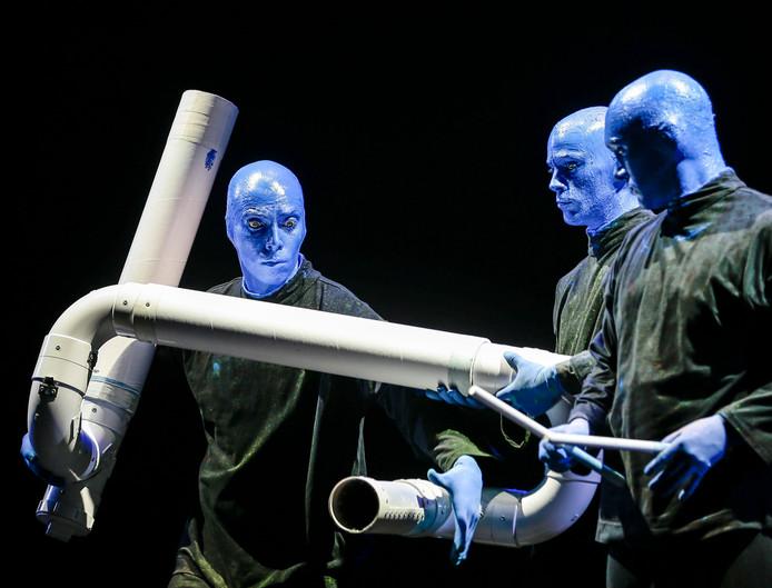 De Blue Man Group keert in mei 2020 wegens succes terug naar Nederland.
