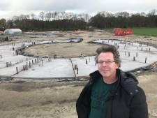 Corona vertraagt ook bouw ecodorp Boekel