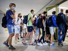 Verplicht mondkapje voor 2000 leerlingen van Merletcollege