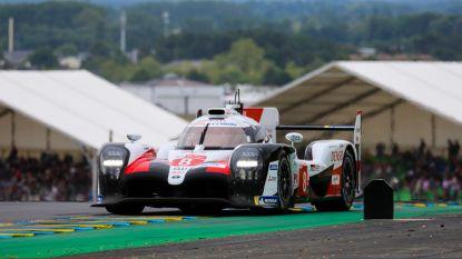 Alonso wint voor de tweede keer 24 Uur van Le Mans, ook Stoffel Vandoorne op het podium