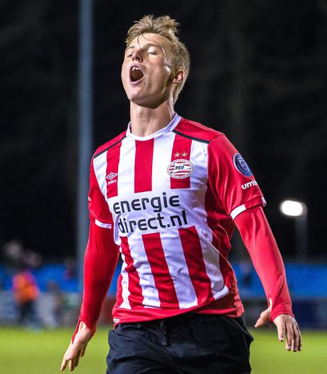 Lammers en Gudmundsson weer de grote mannen bij Jong PSV