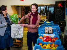 Groente van de boer in Schiedam