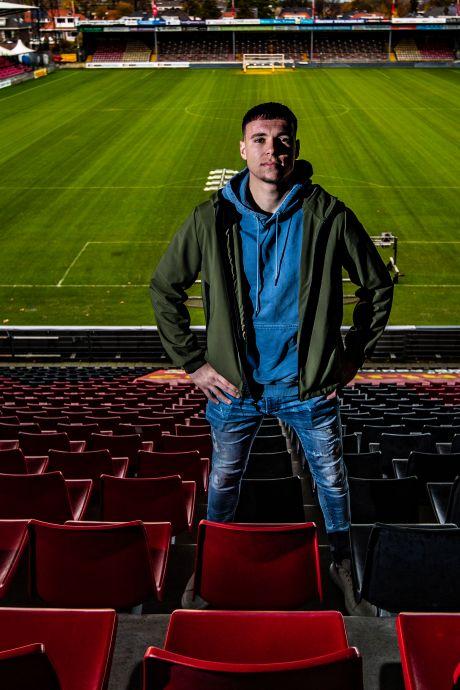 Imponerende reeks GA Eagles-doelman Gorter valt op bij eredivisieclubs: 'Ik heb zeker de ambitie'