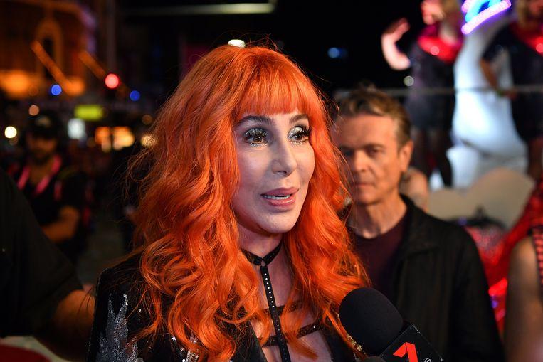 Cher Denkt Op Haar 72ste Niet Meer Aan Stoppen Trouw