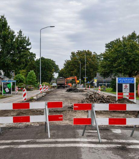 Debacle voor gemeente Nunspeet: Werk aan de weg kost bijna half miljoen euro meer dan verwacht