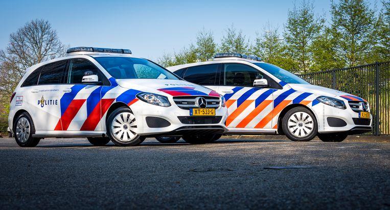 Bij een schietpartij in de buurt van het Frederik Hendrikplantsoen in West is woensdagavond een verdachte aangehouden. Beeld ANP
