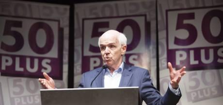 50Plus-voorzitter Dales stapt toch onmiddellijk op