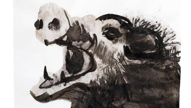 Marlene Dumas illustreerde Venus en Adonis. Beeld null