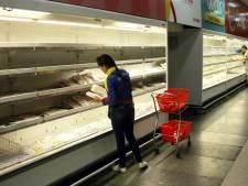 Inwoners Venezuela zijn kilo's lichter door voedseltekorten