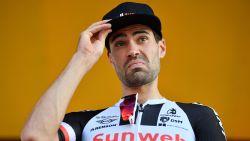"""Tom Dumoulin twijfelt over Tour-deelname: """"Schema is verre van ideaal voor mij"""""""
