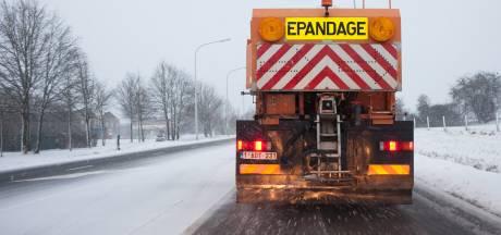 """Des rues enneigées n'ont pas été salées à Charleroi: """"Du verglas partout"""""""
