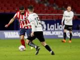 Atlético blijft op titelkoers na zege op Valencia
