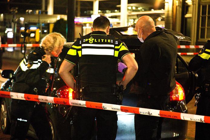 De drive-by schietpartij in Dordrecht leverde veel reacties op.