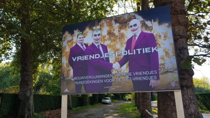 Kunstenaar Wim Delvoye vindt burgemeester Dirk De Maeseneer een 'Joker'