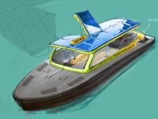 Primeur voor Rotterdam: Watertaxi vaart straks op waterstof