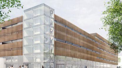 Bouw van parkeergebouw voor 900 auto's van start