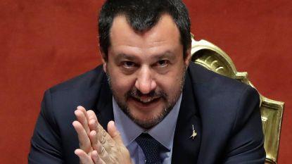 """Salvini mengt zich in zware verkrachtingszaak in Italië: """"Chemische castratie!"""""""