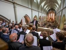 Muzikale wederopstanding in mis van pater Matthias in Gemert