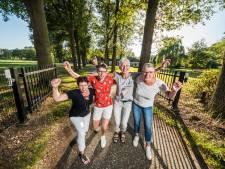 Van ballonvaren tot teckelrennen: alles kon bij Banninks Hanna in Haaksbergen