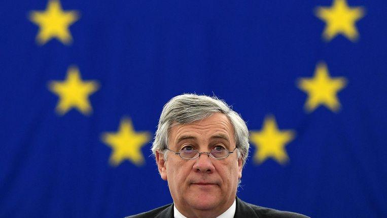 Antonio Tajani Beeld afp
