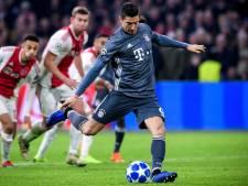 'Lewandowski deed niks verkeerd bij strafschop'