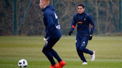 FT België 27/3: Andy Najar traint weer met Anderlecht - Ogunjimi en MVV gaan uit elkaar