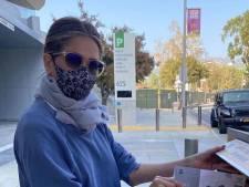 """""""Soyez responsables"""", Jennifer Aniston encourage ses abonnés à ne pas voter pour Trump"""