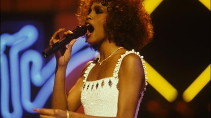 Film over het leven van Whitney Houston in de maak
