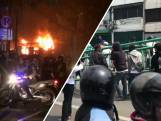 Zes doden en 200 gewonden bij rellen Jakarta